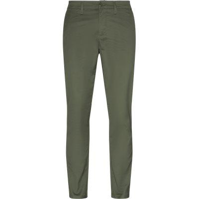 Sid Pant Slim | Sid Pant | Grøn